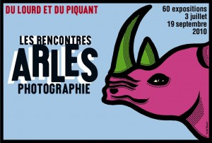 Affiche Arles 2010