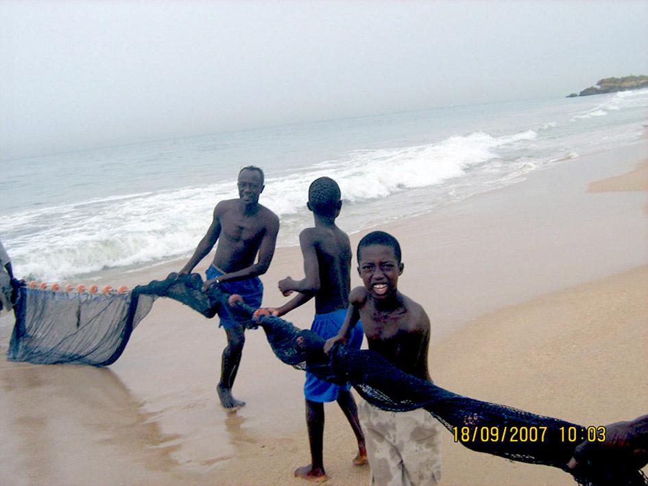 Omar - Poppenguine Sénégal